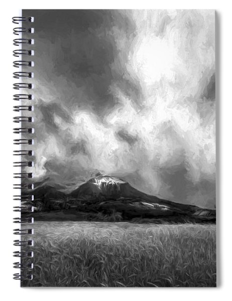See My Soul II Spiral Notebook