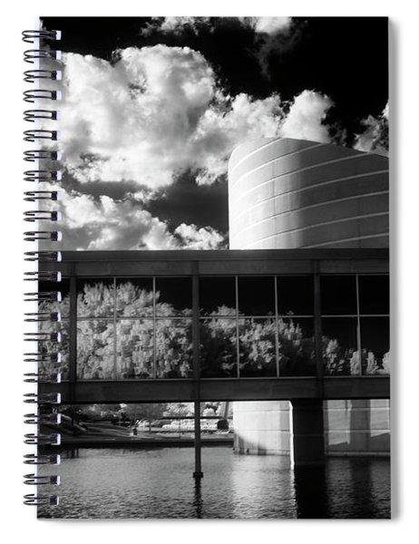 Seeing The Unseen Spiral Notebook