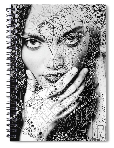 Seeing Yourself From Within Spiral Notebook