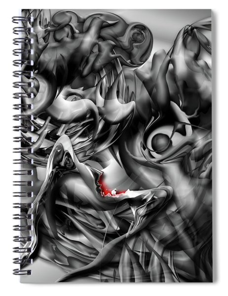 Overture For The Dean Spiral Notebook