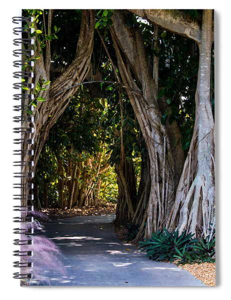 Selby Secret Garden 2 Spiral Notebook