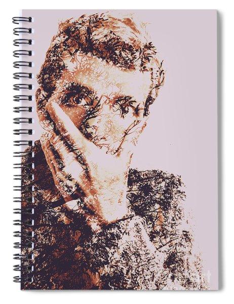 Self Censorship Is The New Speak No Evil Spiral Notebook