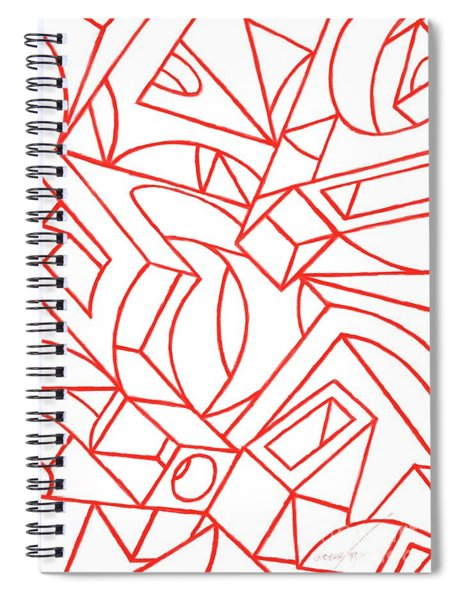 Sentences Spiral Notebook