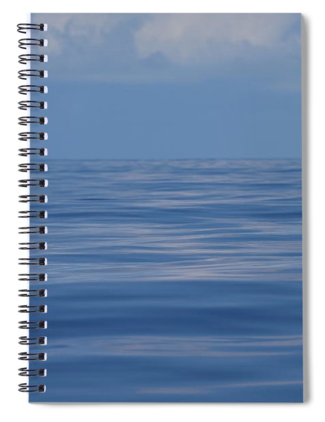 Serene Pacific Spiral Notebook