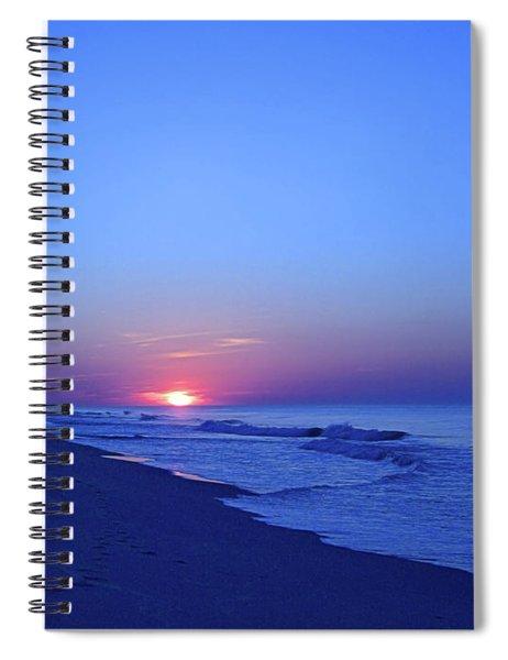 Serenity I I Spiral Notebook