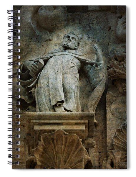 Sermon In Stone Spiral Notebook
