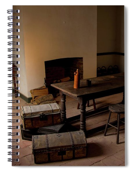 Servant's Hall Spiral Notebook
