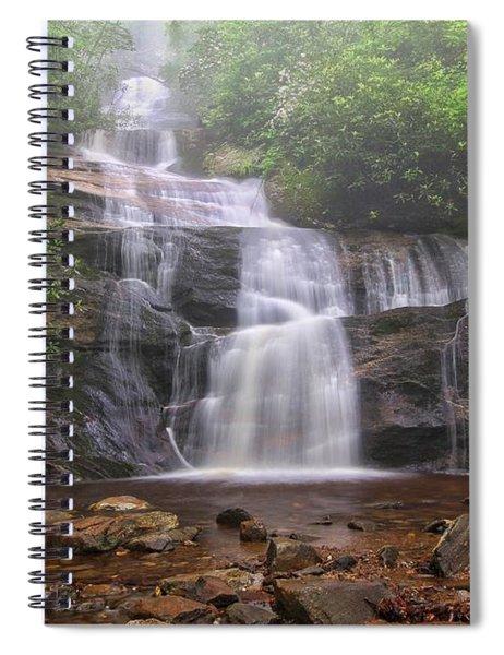 Setrock Creek Falls  Spiral Notebook