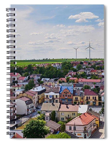 Settlers Spiral Notebook