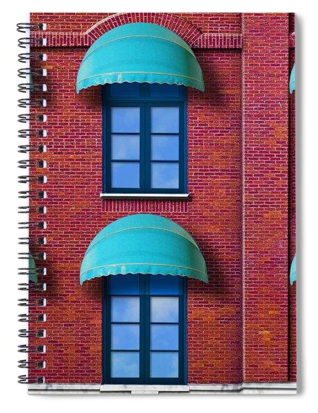 Shade Spiral Notebook