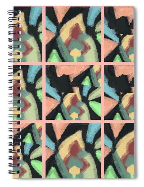 Shades Forward 1 Spiral Notebook