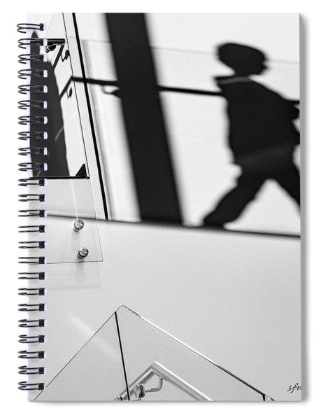 Shadow Child Spiral Notebook