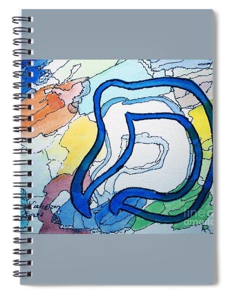 Shadow Mem Spiral Notebook