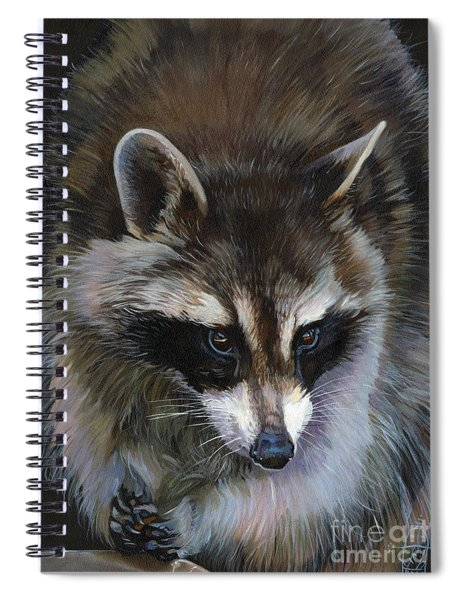 Shaken Not Stirred Spiral Notebook