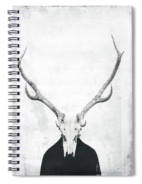 Shame Spiral Notebook
