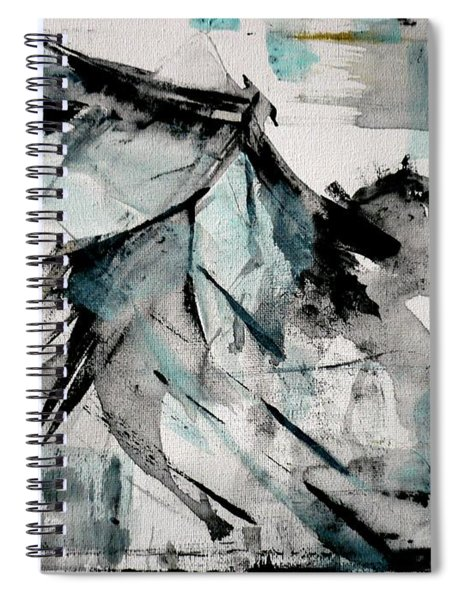 Shapeshifter Spiral Notebook