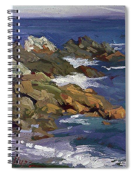 Shark Autumn Catalina  Plein Air Spiral Notebook