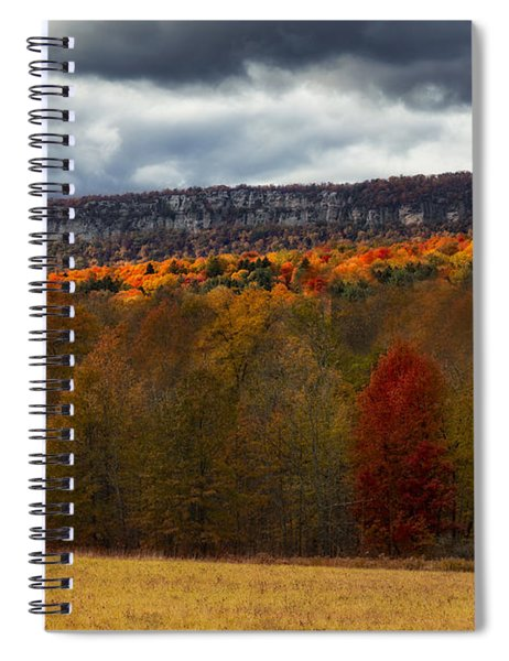 Shawangunk Mountains Hudson Valley Ny Spiral Notebook