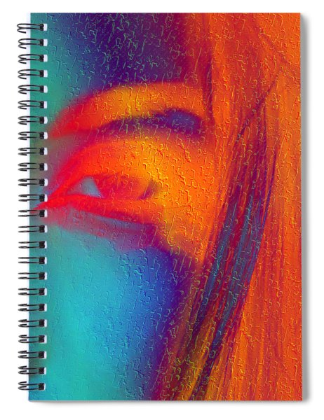 She Awakes Spiral Notebook