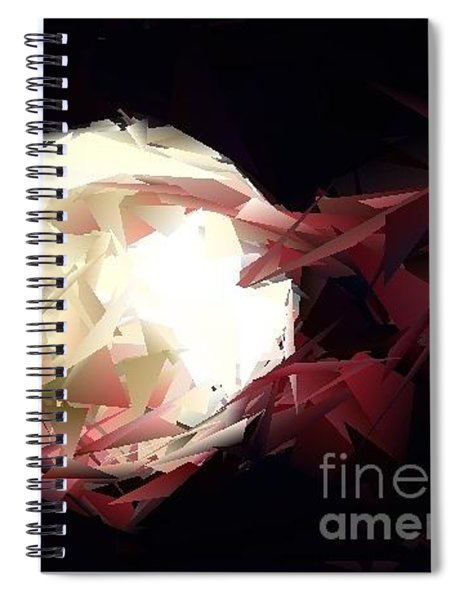 Hold On Spiral Notebook