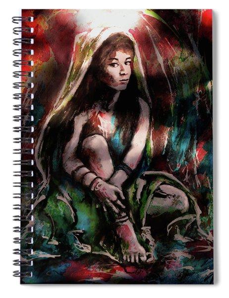 Soulfire Seer Spiral Notebook
