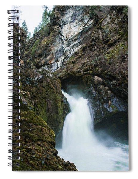 Sheep Creek Falls Spiral Notebook