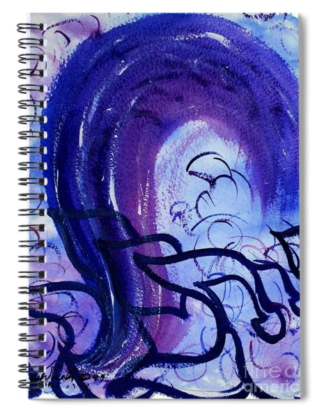 Shekhinah  Shechina Shchina Spiral Notebook