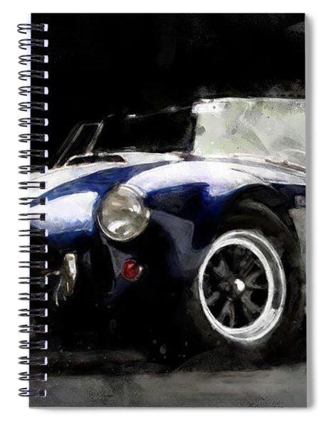 Shelby Cobra - 07 Spiral Notebook