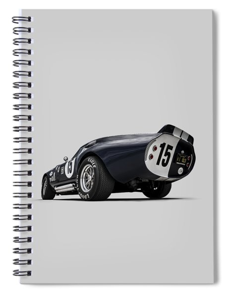 Shelby Daytona Spiral Notebook