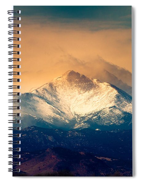 She'll Be Coming Around The Mountain Spiral Notebook