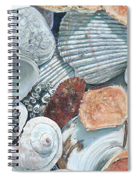 Shells Of The Puget Sound Spiral Notebook