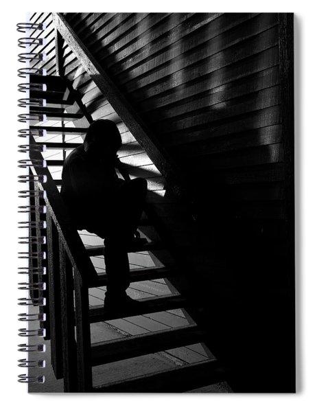 Shelter Spiral Notebook