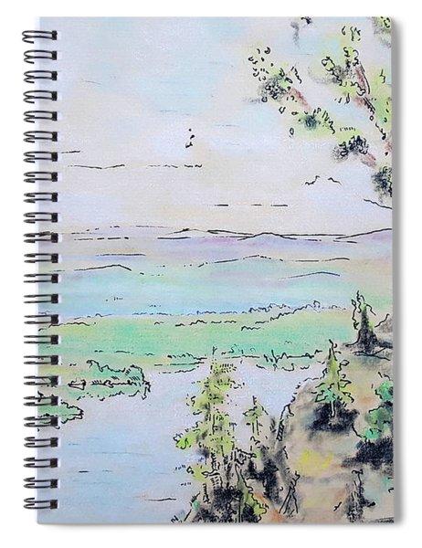 Shenandoah Spiral Notebook