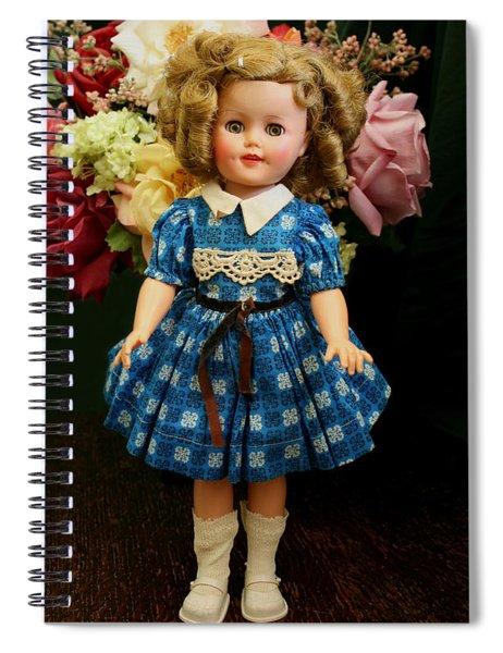 Shirley Spiral Notebook