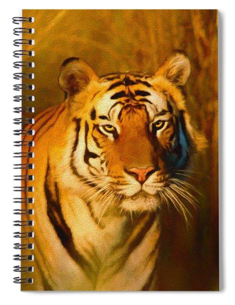 Shiva - Painting Spiral Notebook