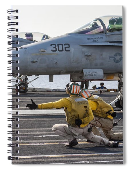 Shooters And Valions Spiral Notebook