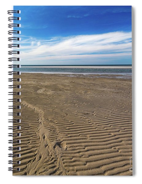 Shore Design Spiral Notebook