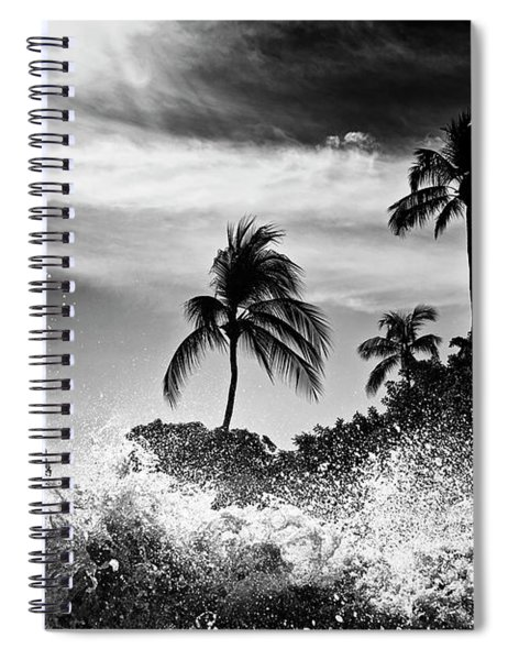 Shorebreak Spiral Notebook