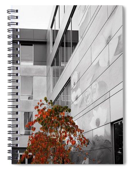 Shoreline City Hall Spiral Notebook