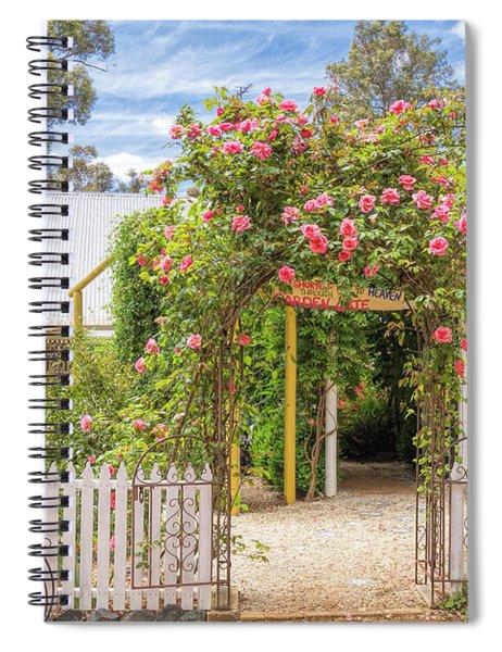 Shortest Way To Heaven #2 Spiral Notebook