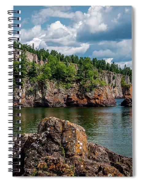Shovel Point  Spiral Notebook