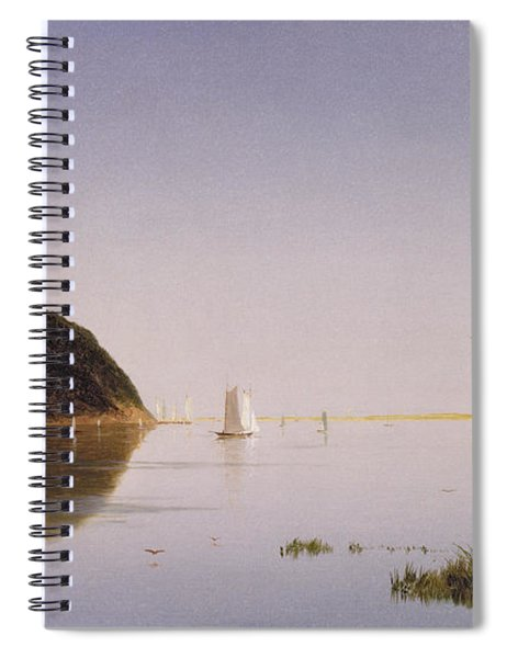 Shrewsbury River - New Jersey Spiral Notebook