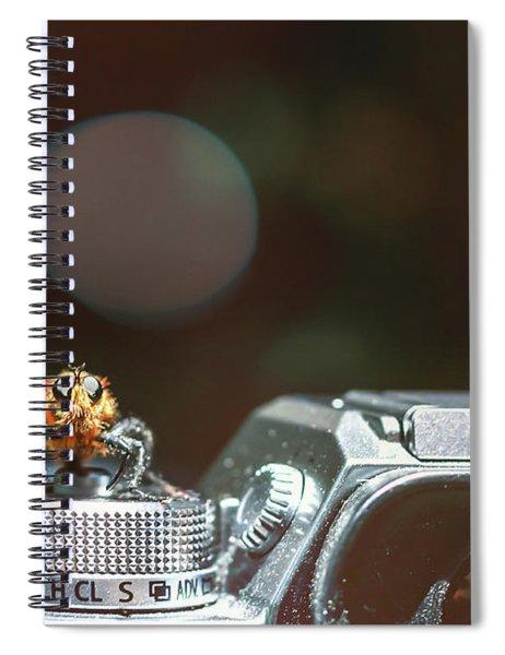 Shutterbug- Spiral Notebook