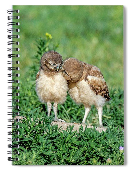 Sibling Love Spiral Notebook