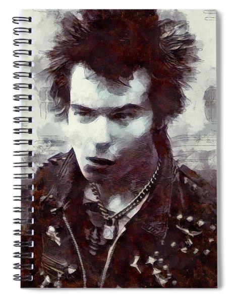 Sid Spiral Notebook