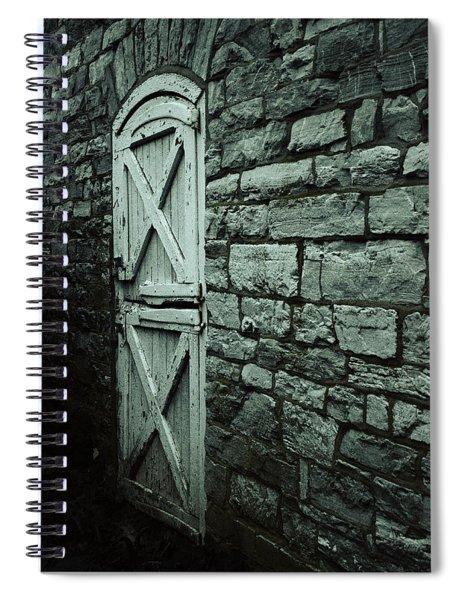 Side Door Spiral Notebook