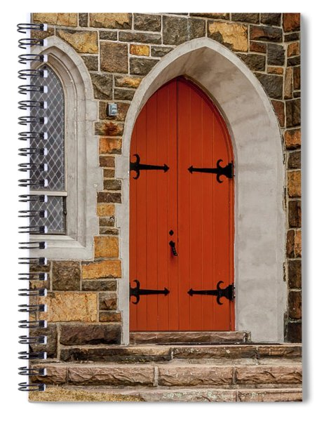 Side Door Spiral Notebook