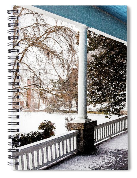 Side Porch Spiral Notebook