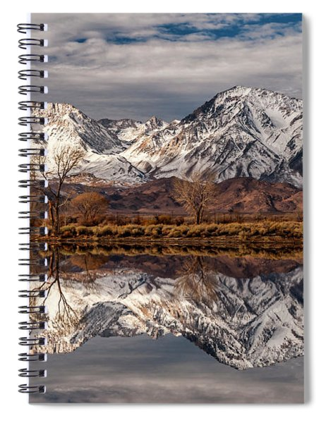 Sierra Reflections 2 Spiral Notebook