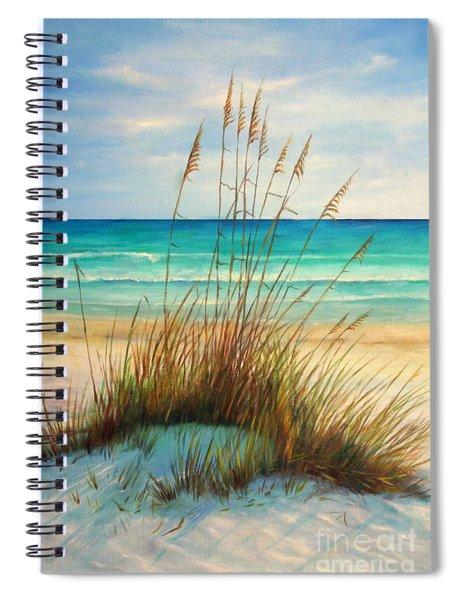 Siesta Key Beach Dunes  Spiral Notebook